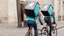 Amazon investeert fors in Deliveroo