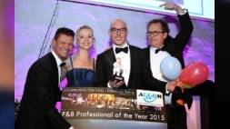Bobby van Galen F&B Professional of the Year