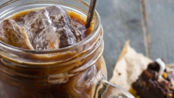 Coco iced latte