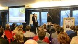 Congresdag restaurants en internet succes