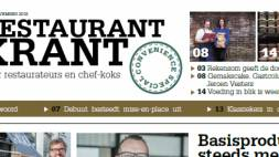 Download nu de convenience-uitgave van De RestaurantKrant