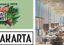 Hotel Jakarta Amsterdam opent pop-up restaurant in Rotterdam