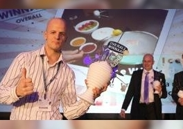 IceFondue wint Innovation Award