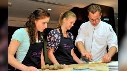 Kokmeijer geeft culinaire workshop