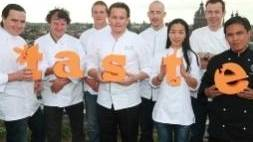 Line-up chefs Taste of Amsterdam bekend