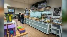 Lunchzaak Lokaal 12 geopend
