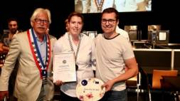 Manouk Wols (Restaurant Dell'arte) wint Young Chef Award 2018