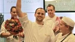 Ruisaard winnaar Bocuse d'Or Nederland