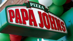 Papa John's geopend in Amsterdam