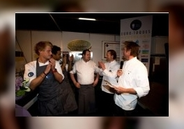 Paul Zwart  wint titel Chef of the Year