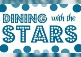 Reservering Dining With The Stars van start