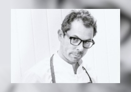 Sterrenchef Pascal Barbot kookt op Folie Culinaire