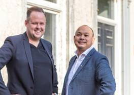 Sterrenteam Lars Albers en Randy Bouwer opent in 2020 restaurant Vigor in Vught
