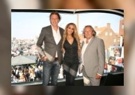 The Harbour Club  viert jubileumfeest