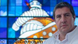 Video: tweesterrenchef Claude Bosi van restaurant Bibendum*