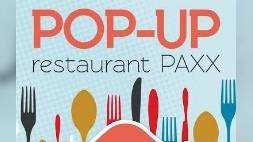 Weer een pop-up restaurant