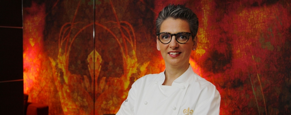 Margo Reuten restaurant Da Vinci Woman of the Year Relais & Châteaux