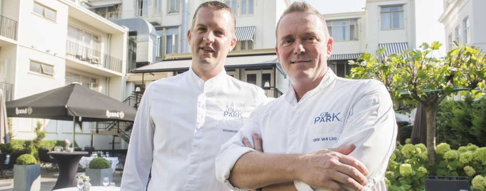 Restaurant The Park viert week van de Fantasie