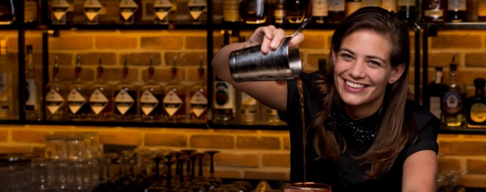 Nominatie Tess Posthumus International Bartender of the Year