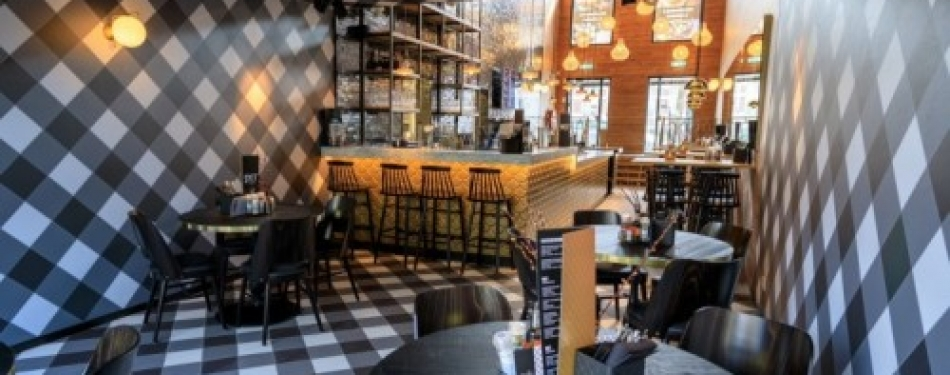 Fast casual seafood concept geopend in Rotterdam