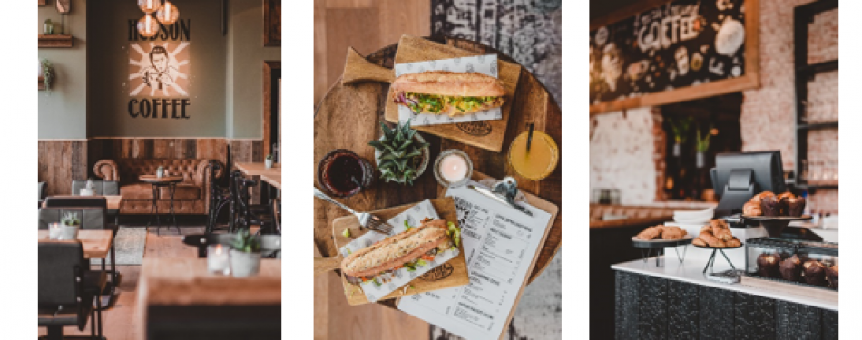 Hudson Bar & Kitchen lanceert lunch & bakery concept in Leiden<