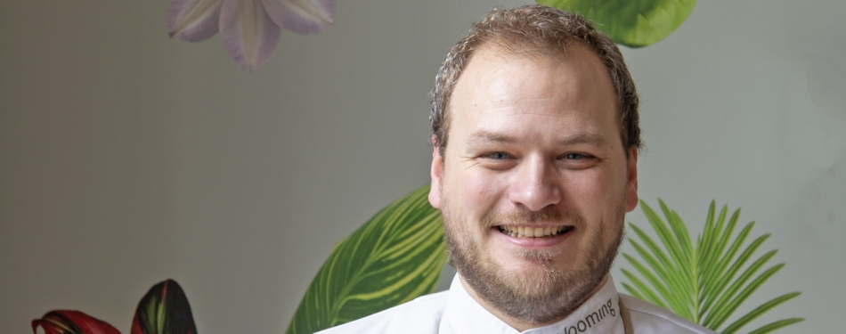 Roel Oostrum nieuwe executive chef van Blooming in Bergen