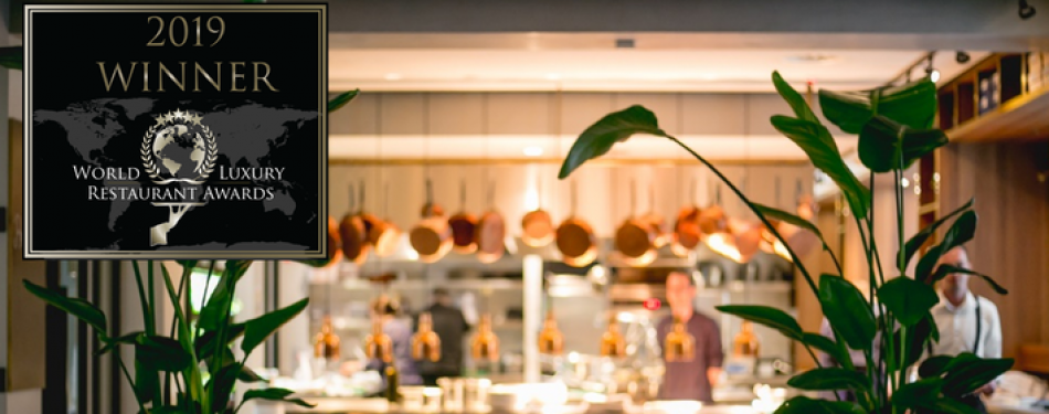 PRESSROOM Amsterdam wint drie World Luxury Restaurant Awards