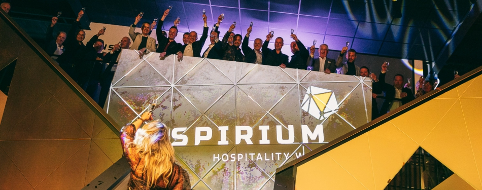 Inspirium Amsterdam: The next level in hospitality<