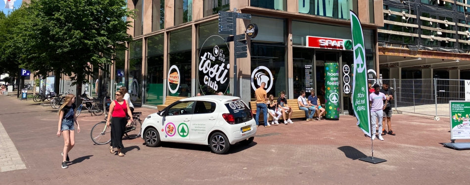 SPAR neemt meerderheidsbelang in The Tosti Club