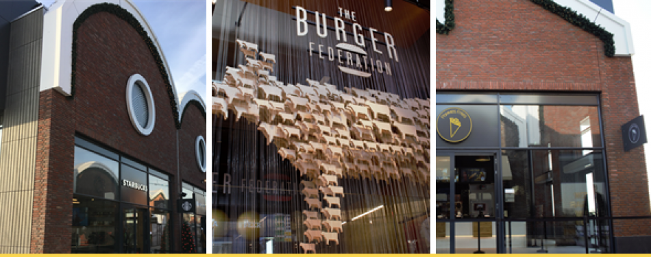 Horeca in Amsterdam The Style Outlets morgen geopend