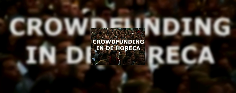 crowdfunding in de horeca (1/6)