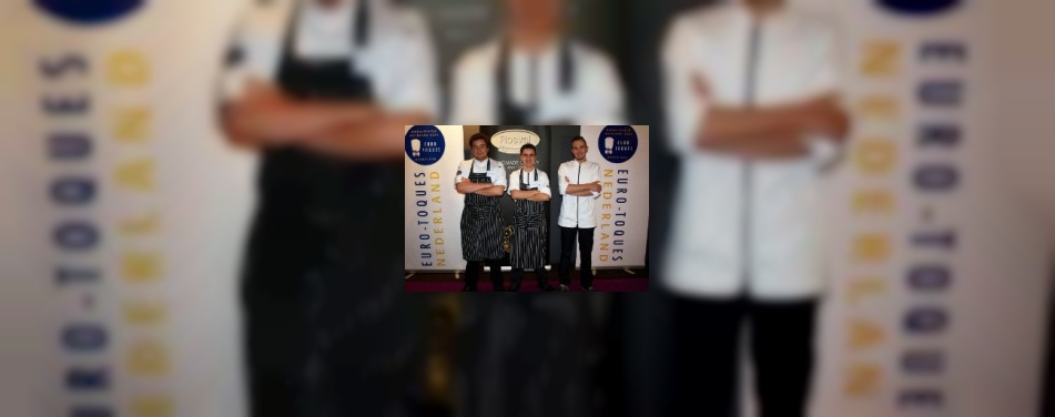 Finalisten Euro-Toques Young Chef bekend