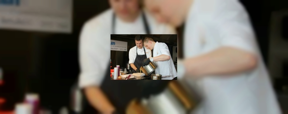 Intensief trainen voor de Bocuse d'Or (video)<