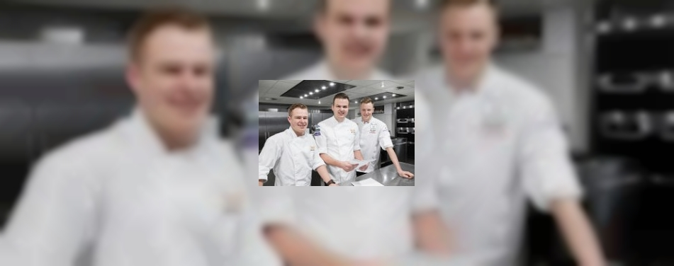 Bocuse d'Or: Morgen wordt grote dag (video)<